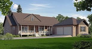 one story farmhouse house plan luxury house plans with wrap around porches 1 sto