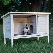 Rabbit Hutch Indoor Rabbit Hutches For Outdoor Indoor Cages Breeding Hutch Large Wood