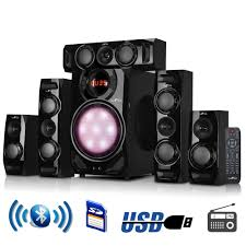 wireless speaker home theater 5 1 channel surround sound bluetooth home stereo speaker home