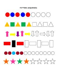 shape pattern year 2 shape patterns teaching ideas