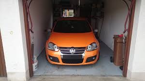 volkswagen orange 2007 volkswagen golf v orange speed