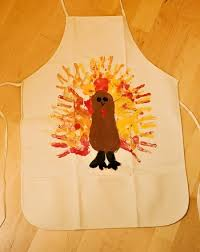 make a thanksgiving thank you apron activity education