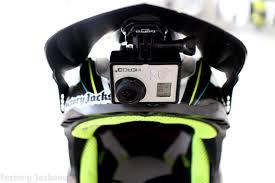 motocross helmet camera making a sugru gopro mount factory jackson factory jackson