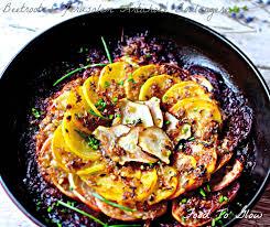 jerusalem cuisine beetroot and jerusalem artichoke boulangere gratin food to glow