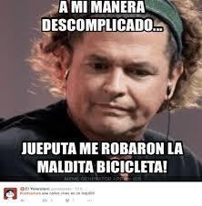Memes De Bullying - a carlos vives le hicieron bullying a punta de memes por el robo de