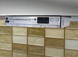 best of under kitchen cabinet tv taste