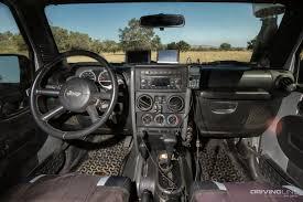 modified jeep wrangler 2 door 2007 jeep wrangler jk overland build drivingline