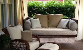 Swinging Bed Frame Testimonials Hanging Porch Beds Swinging Porch Beds Atlanta