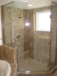 hinged shower doors in fl