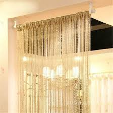 Light Silver Curtains Buy Silk Curtains And Get Free Shipping On Aliexpress