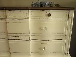 creamy white dressers