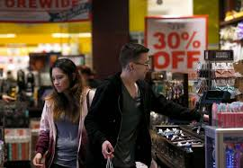 malls tout black friday deals but many shoppers will go