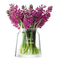 Lsa Vases Personalised Lsa Chimney Vase Buy From Prezzybox Com