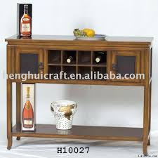 Dining Room Furniture Names Wine Rack Side Table Wine Rack Table With Removable Tray