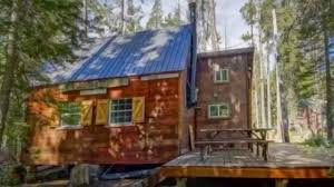riverfront tiny cabin in california woods for sale youtube