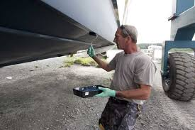 the lowdown on bottom paint boatus magazine