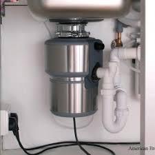 broyeur de cuisine plombier repentigny conseils pour l installation d un broyeur en