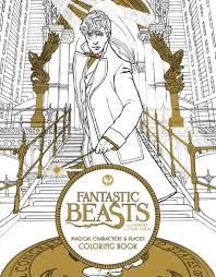 fantastic beasts magical character