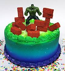 amazon com avengers incredible hulk edible cupcake toppers