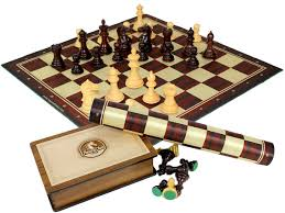 how to set up chess table fierce knight staunton rosewood chess set pieces 3 wooden box