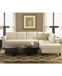 Macys Sectional Sofas by Elliot Fabric Sectional Collection Created For Macy U0027s Sectional
