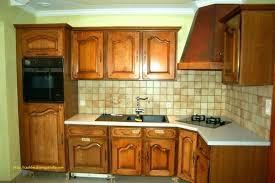 vernis cuisine renover cuisine bois vernis génial tendance blanc ou bois pour ma