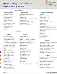 registering for wedding gifts checklist wedding shower registry ideas
