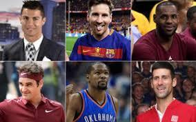jugador mejor pagado del mundo 2016 cristiano ronaldo y messi son los deportistas mejor pagados en 2016