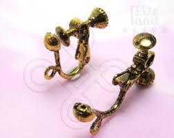 are leverback earrings for pierced ears non pierced ears etsy