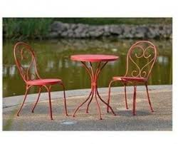 Heavy Duty Patio Furniture Sets Steel Patio Furniture Sets Foter