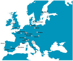 Air Berlin Route Map by Our Routes Luxairgroup