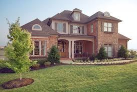Betz Homes by Exterior Design Enchanting Exterior Home Design With Versetta