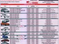 toyota vehicles price list toyota cars price list car picture update