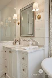 bathroom lighting side of mirror interiordesignew com