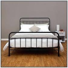 Black Wrought Iron Bed Frame Black Iron Bed Black Metal Bed Frame Beds Surprising Iron