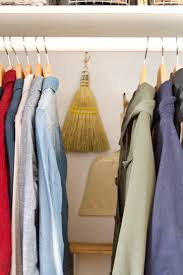 how to share a small closet