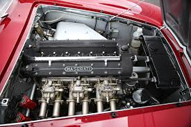 maserati v12 engine pebble beach concours d u0027elegance automobile