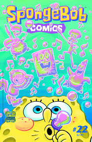 spongebob comics no 22 encyclopedia spongebobia fandom