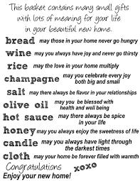 diy housewarming party gift basket with a sentimental twist