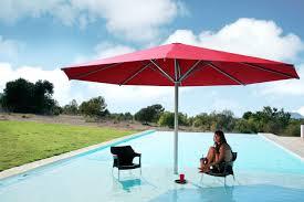 Big Patio Umbrella Patio Umbrellas By Caravita