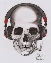 skull by crimson spectra on deviantart