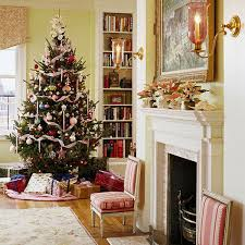 White Christmas Tree Decoration Ideas by Living Room Christmas Living Room Ideas With Green Christmas