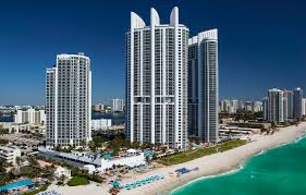 Map Of South Beach Miami by Sunny Isles Beach Fl Hotels Trump International Beach Resort