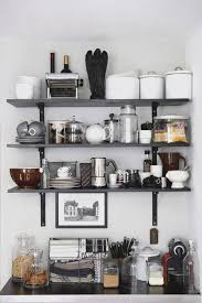 Shelving Ideas For Kitchen How To Style Your Kitchen Shelves Coco Kelley