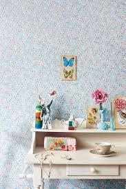 pip studio the official website cherry blossom wallpaper blue