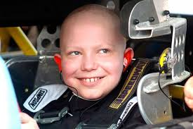 Iowa Travel Stickers images Boy with terminal cancer asks for racing stickers on his casket jpg%3