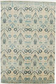 Ikat Area Rug Amazing Ikat Rug Without Borders Blue And Area Rugs Rugknots
