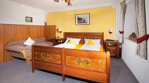 Schlafzimmer Orange 2 Gemütliche Ferienwohnungen Unterstöberl
