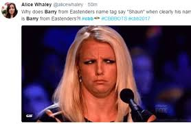Shaun White Meme - celebrity big brother eastenders barry sends fans crazy daily
