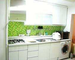 green backsplash kitchen 13 extraordinary green kitchen backsplash photos inspirational